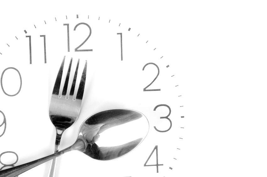 O regularności posiłków…
