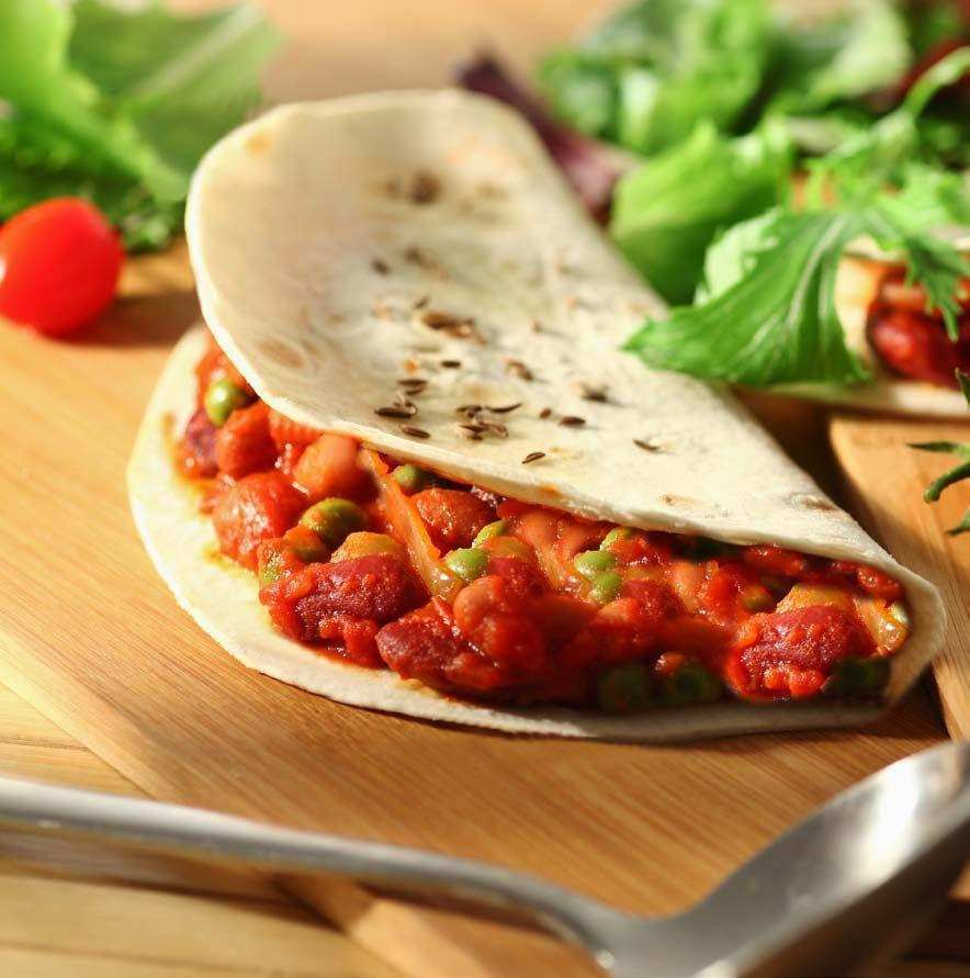 Kuchnia meksykańska. Przepis na tortillę warzywną