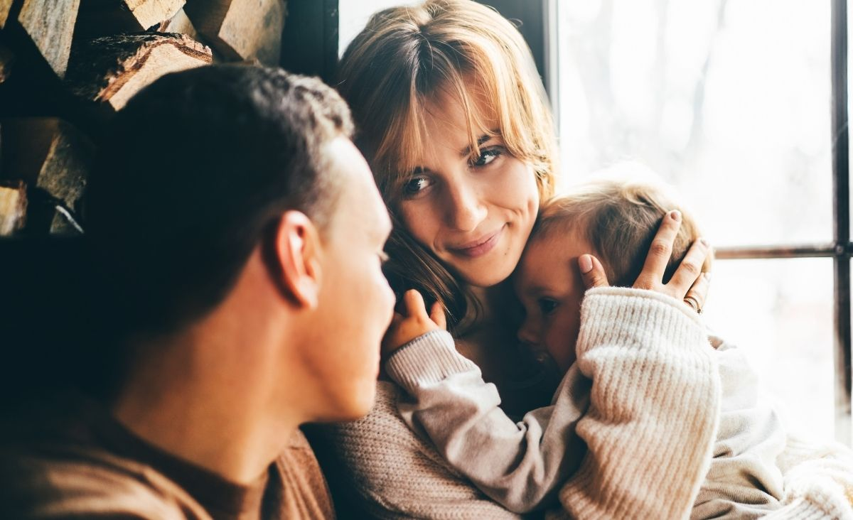Związek a dziecko: partner powinien mieć pierwszeństwo
