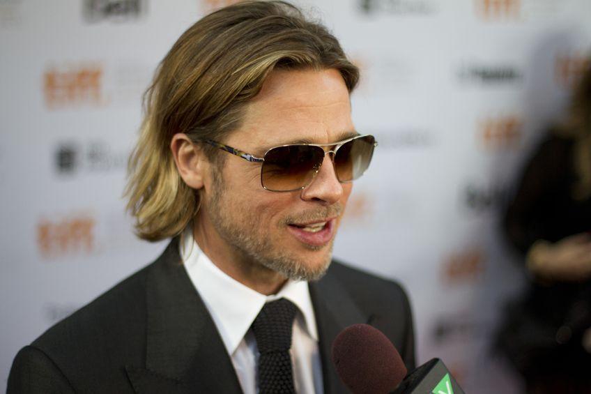 Brad Pitt w filmie Angeliny Jolie