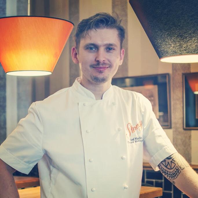 Królikowski nowym szefem kuchni w Słonym