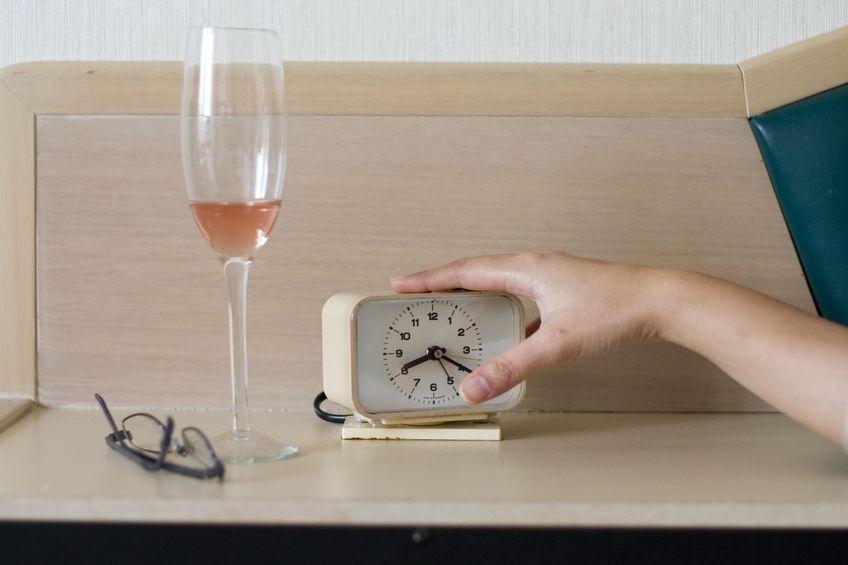 Alkoholizm wśród menedżerów