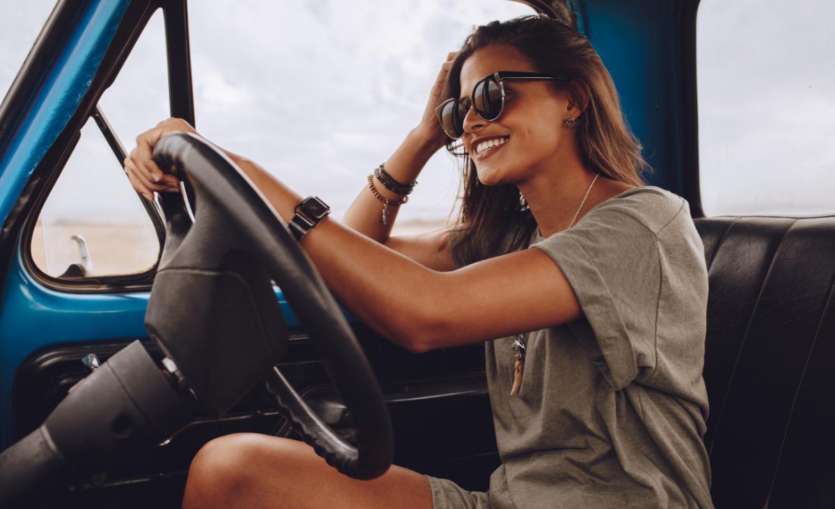 Kobiecy styl jazdy pod lupą