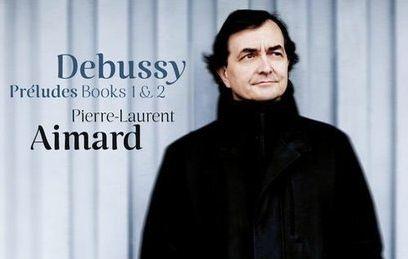 """Pierre-Laurent Aimard, """"Debussy – Préludes Books 1 & 2"""" - recenzja"""