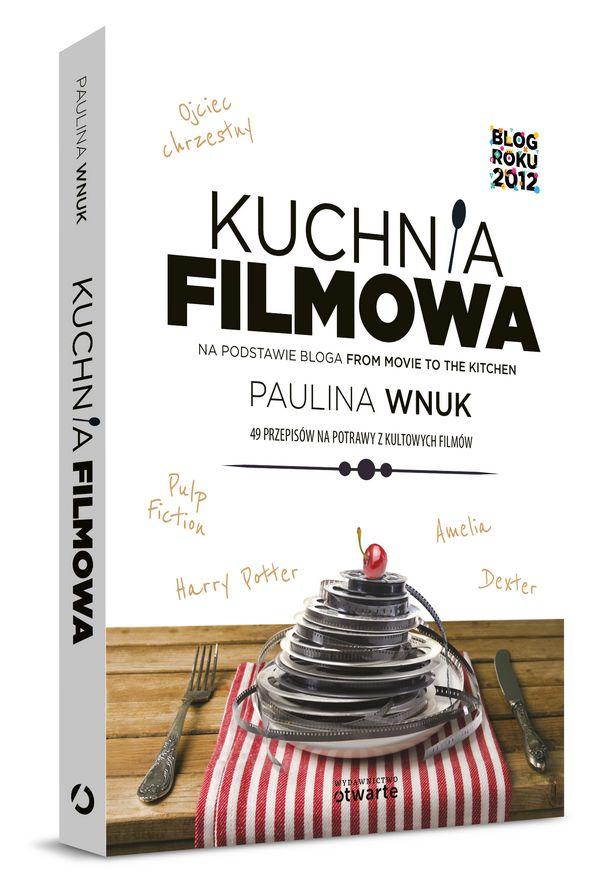 Books for Cooks: Paulina Wnuk - Kuchnia Filmowa
