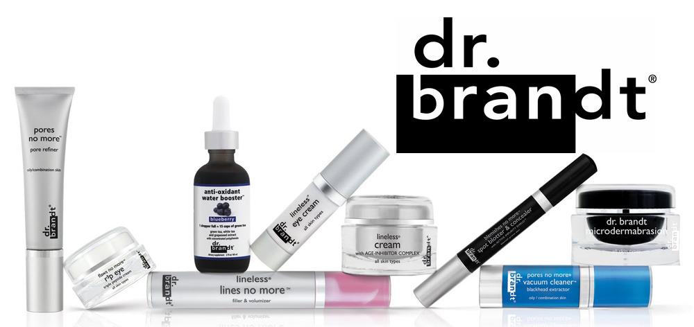 Blask i młodość skóry na dłużej z dr Brandt