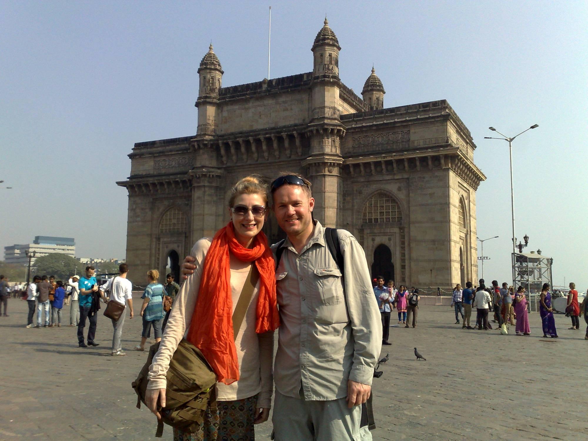 Wrota Indii – symbol Mumbaju