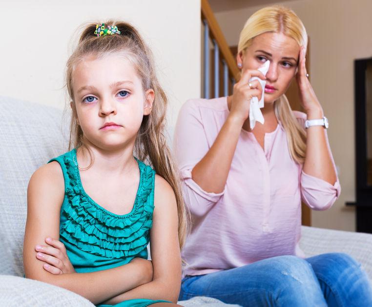 Gdy dziecko rani rodziców