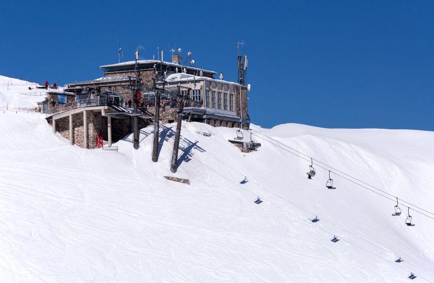 Majówka na nartach