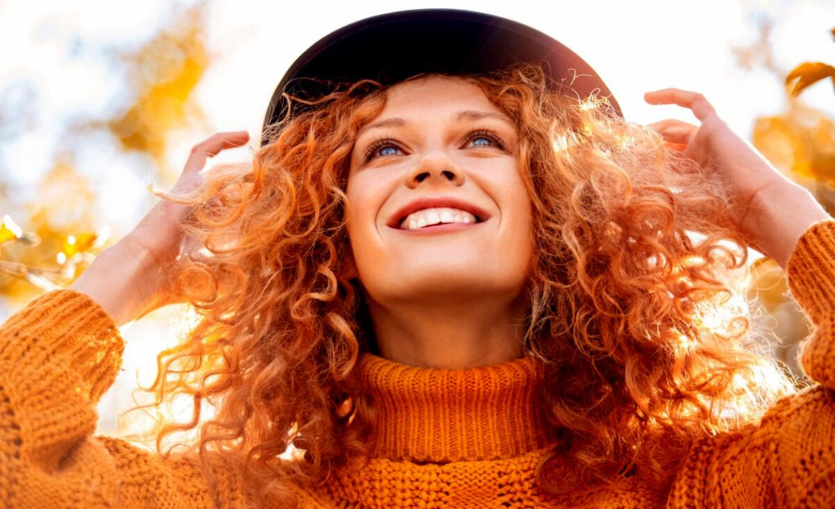 Katarzyna Miller przekonuje, za co warto pokochać jesień