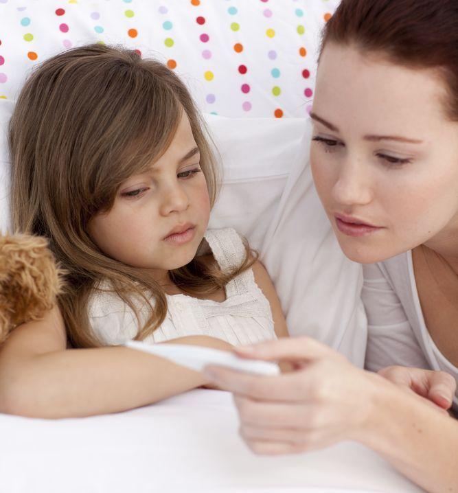 Dziecko na antybiotykach