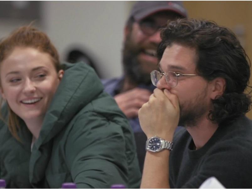 Oto, jak zareagowali aktorzy Gry o Tron, gdy przeczytali scenariusz ostatnich odcinków
