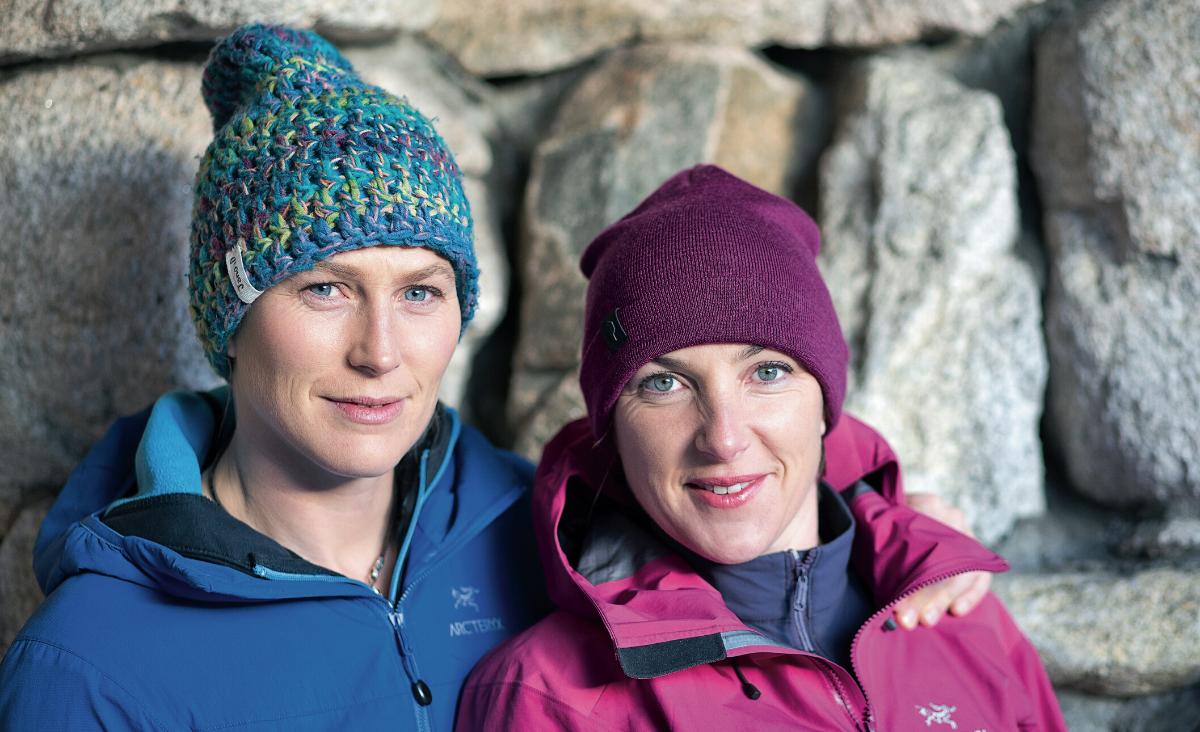Siostry Krzeptowskie - całe życie w górach
