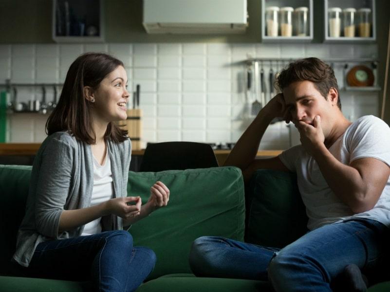 O widzeniu i słuchaniu, czyli jak słuchać partnera?
