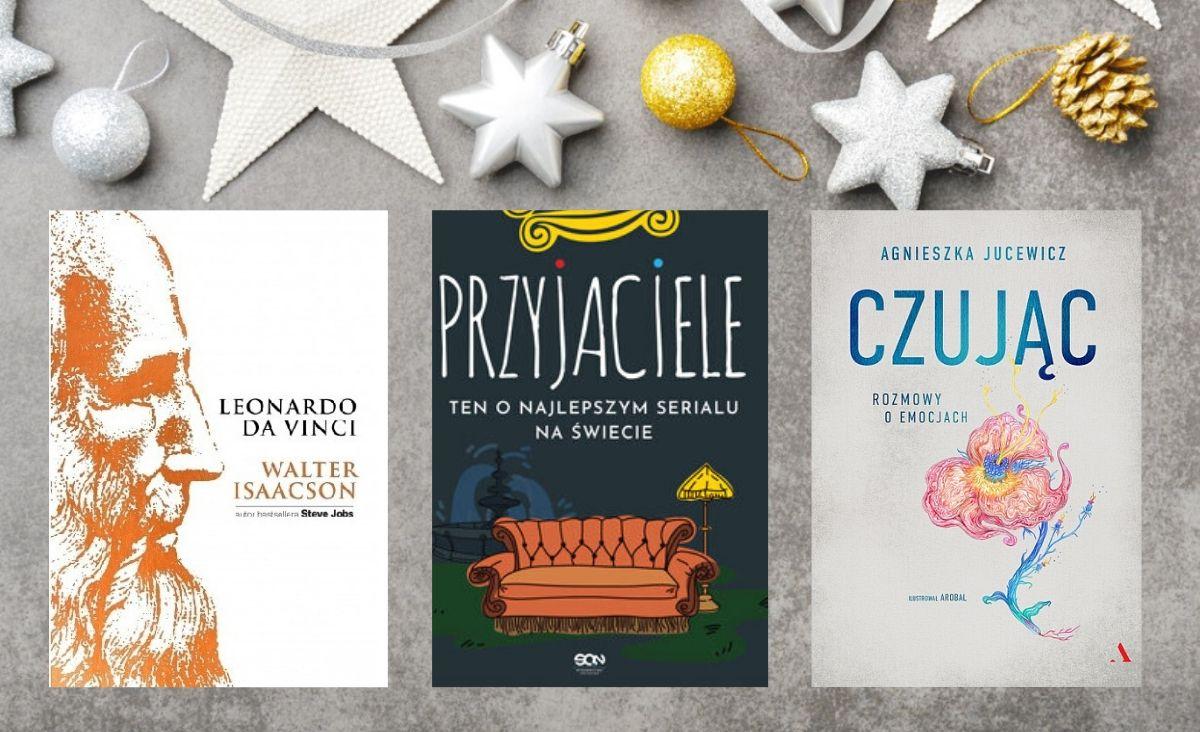 Książki na prezent – 5 tegorocznych nowości