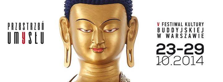 Festiwal buddyzmu w Warszawie