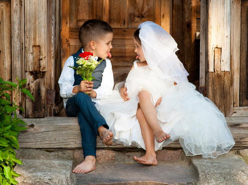 Wewnętrzne dzieci w związku