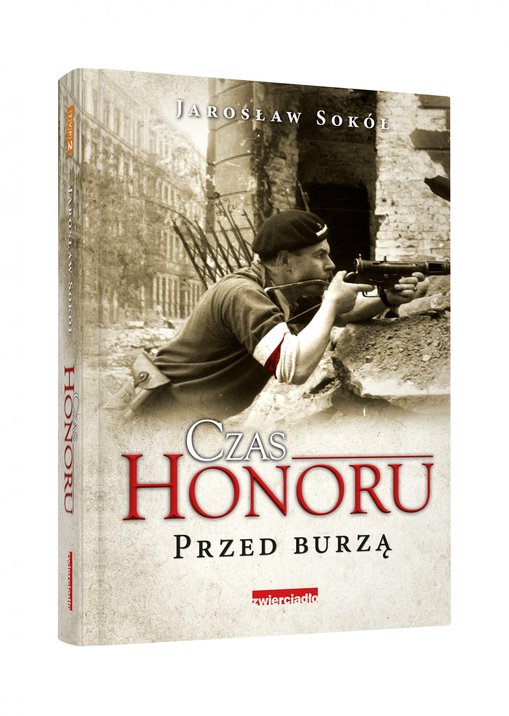 """""""Czas Honoru. Przed Burzą"""" - wkrótce premiera"""