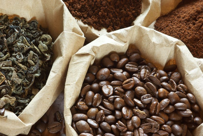 Kawa i herbata - jak wpływają na zdrowie?