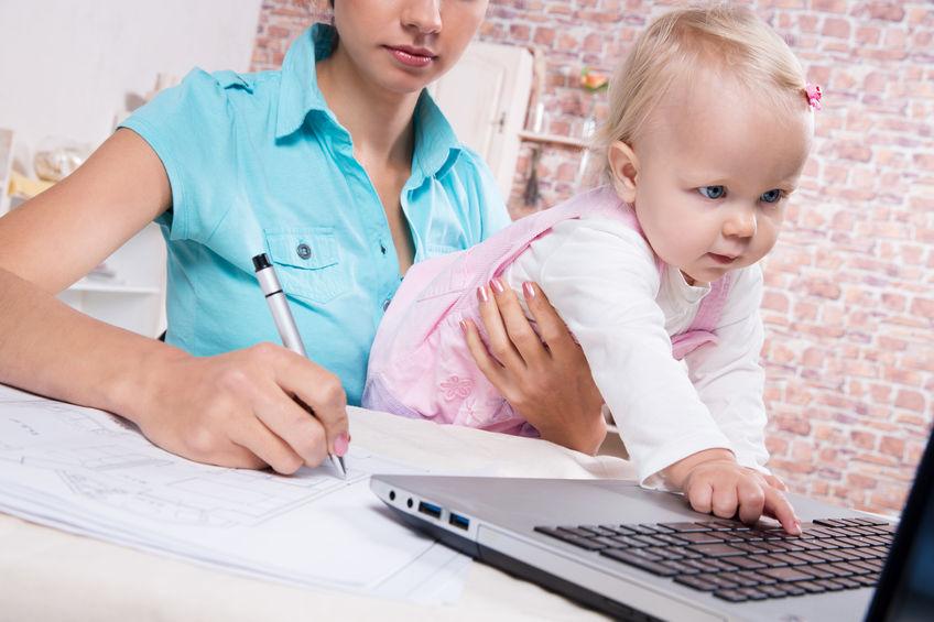 Czy jesteś gotowa na łączenie pracy i macierzyństwa?