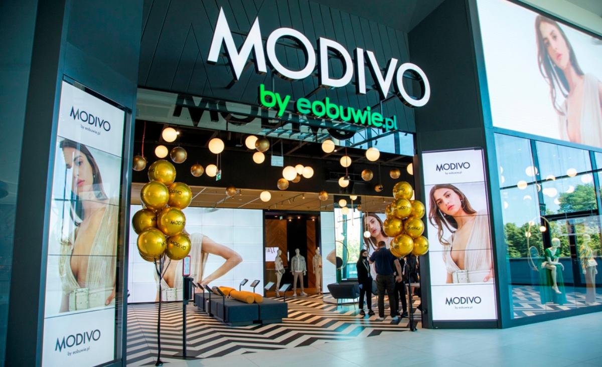 Urodzinowy event Modivo