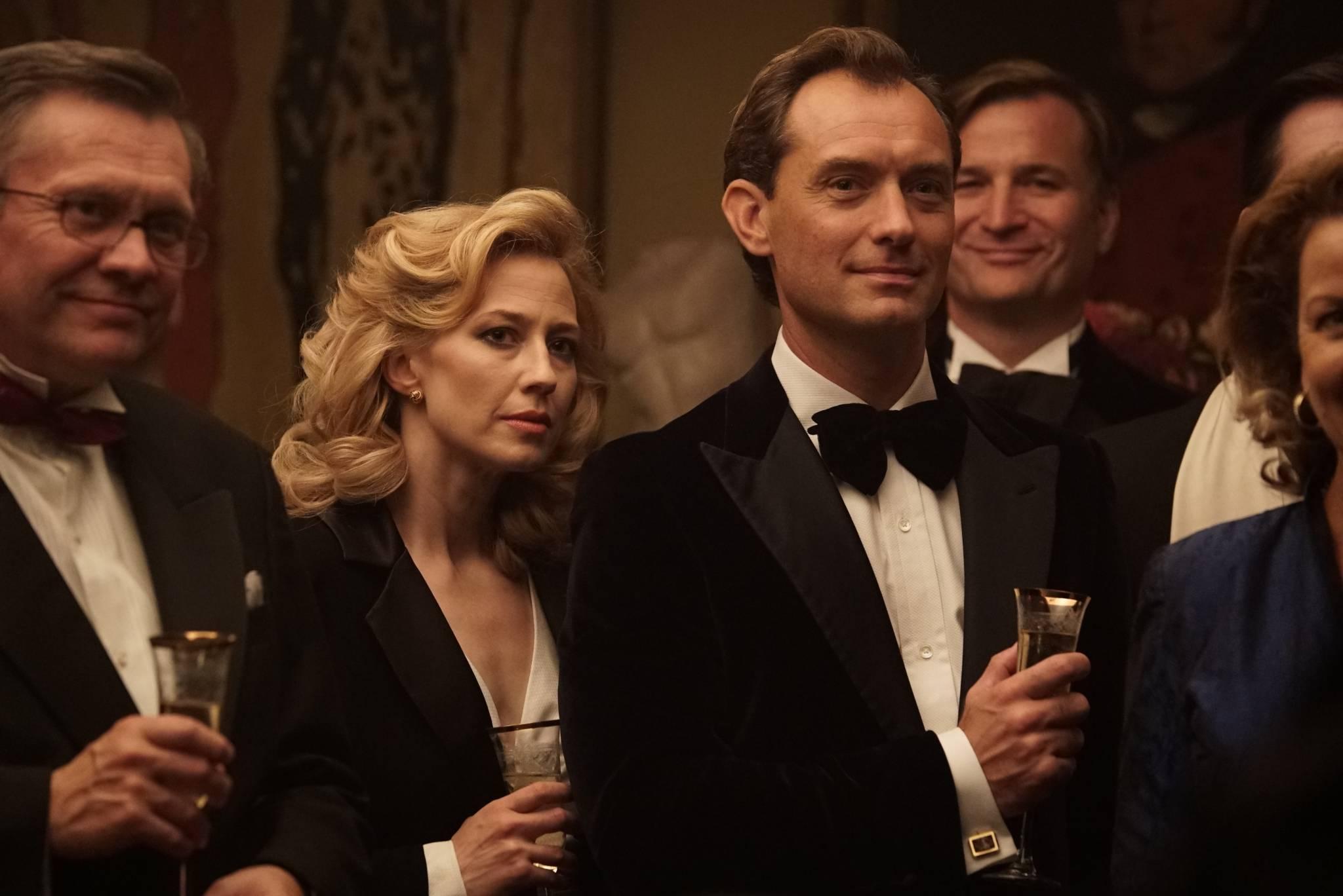 Jude Law - hollywoodzki przystojniak w pogoni za sukcesem