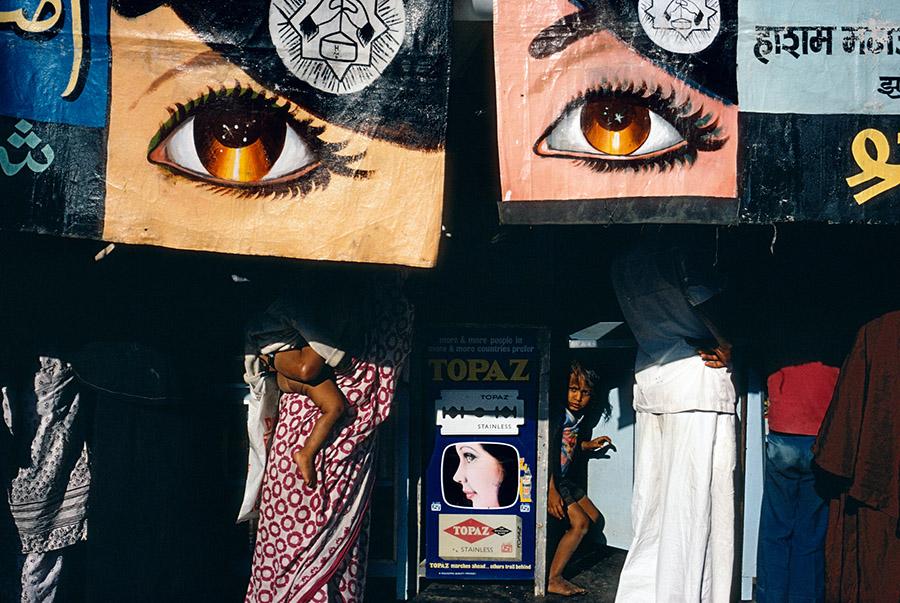 Słynny fotograf agencji Magnum w Leica Gallery Warsaw