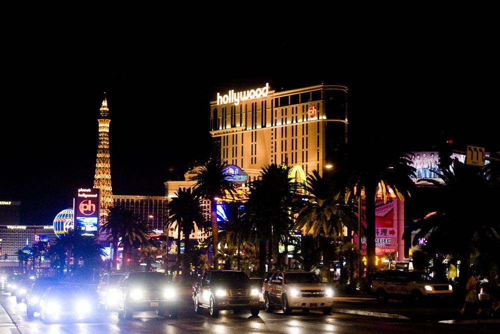Las Vegas - miasto grzechu