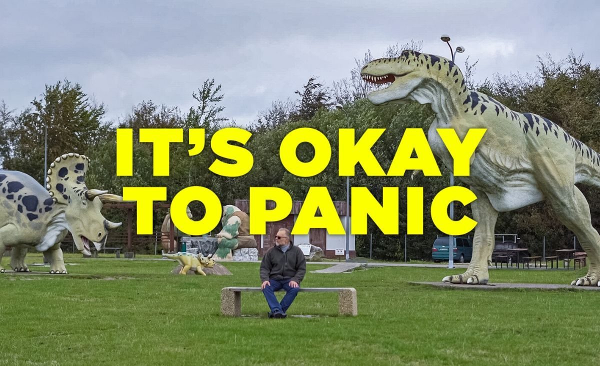 """Dokument """"Można panikować"""" znów dostępny za darmo w sieci"""