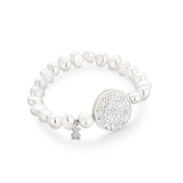 bransoletka Chantilly. perły+ srebro najwyższej próby+ masa perłowa cena 319zł_600x600_100KB