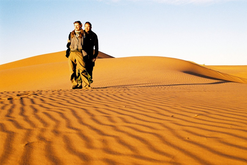 """Książka """"Zakochani w świecie. Maroko"""""""