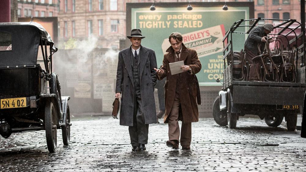 "Warto obejrzeć. Jude Law i Colin Firth w ""Geniuszu"""