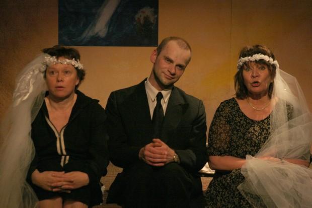 Sztuka Iwana Wyrypajewa otworzyła sezon w Teatrze Powszechnym