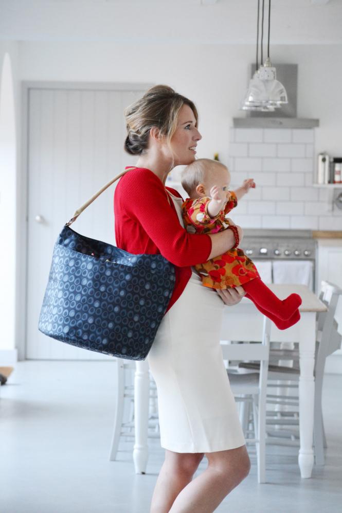 Stylowe torby dla matek