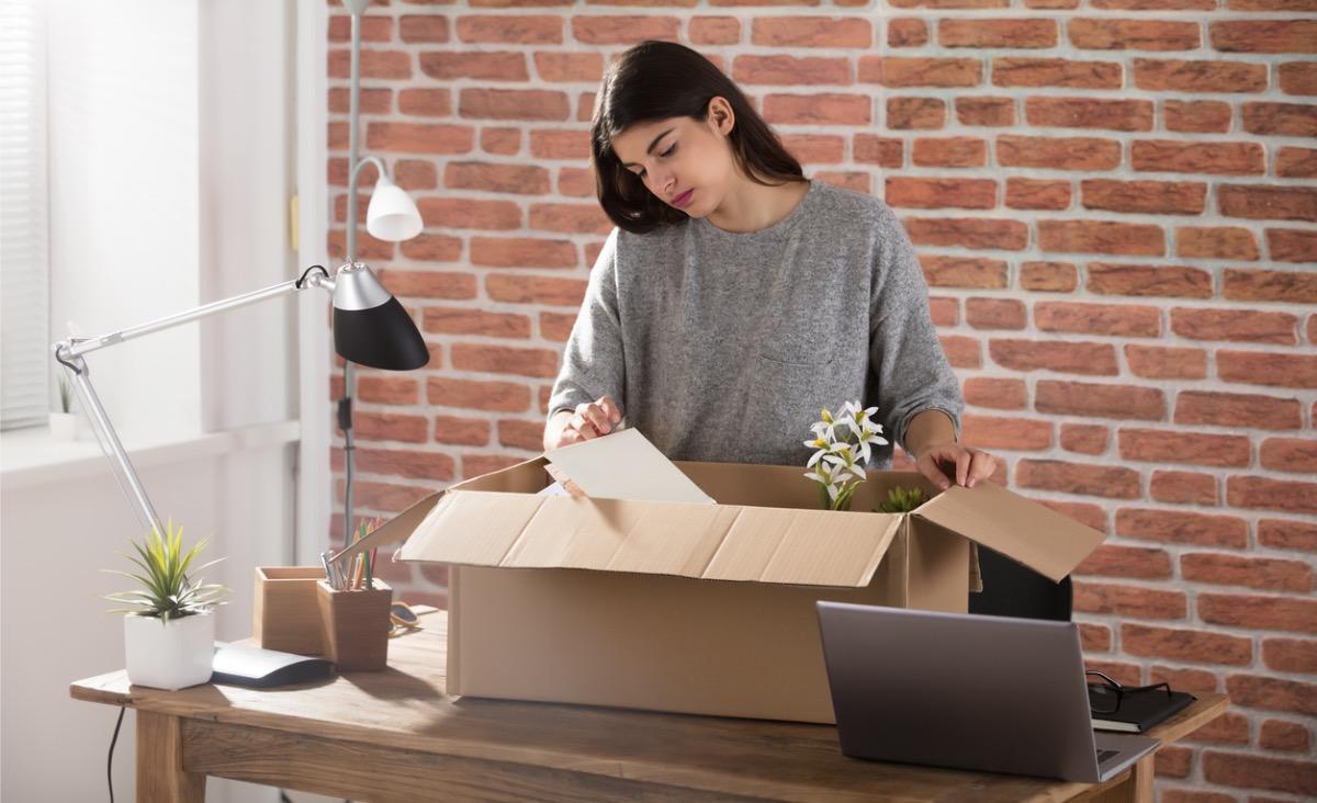 Stres związany ze zwolnieniem z pracy wykorzystaj w wartościowy sposób
