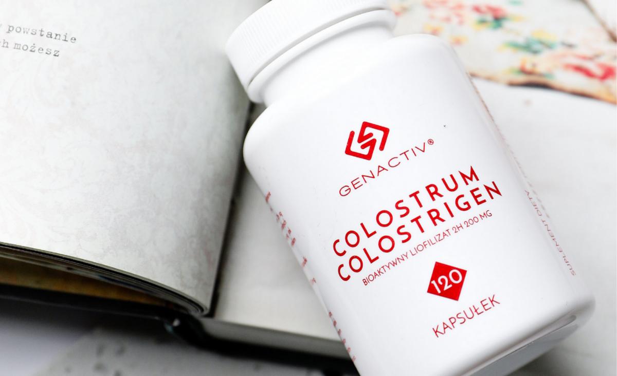 Dlaczego warto suplementować się colostrum?