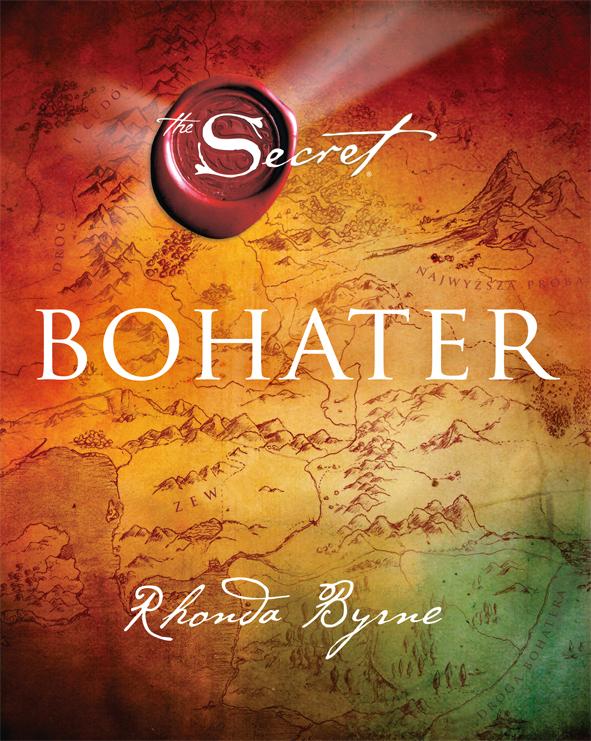 BOHATER - nowa książka Rhondy Byrne