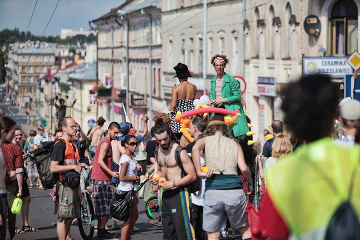 Carnaval Sztuk-Mistrzów w Lublinie