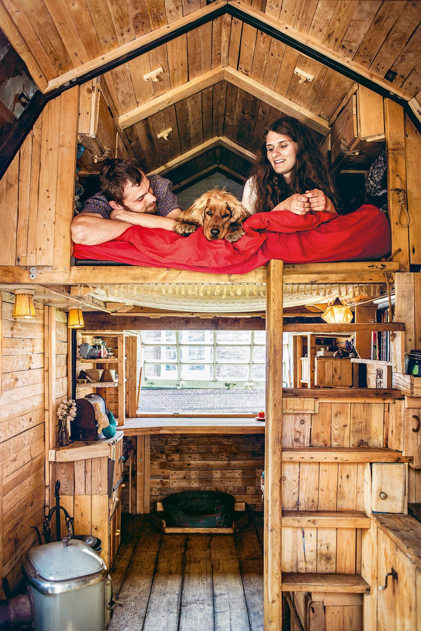 Cabin Porn - chata na końcu świata