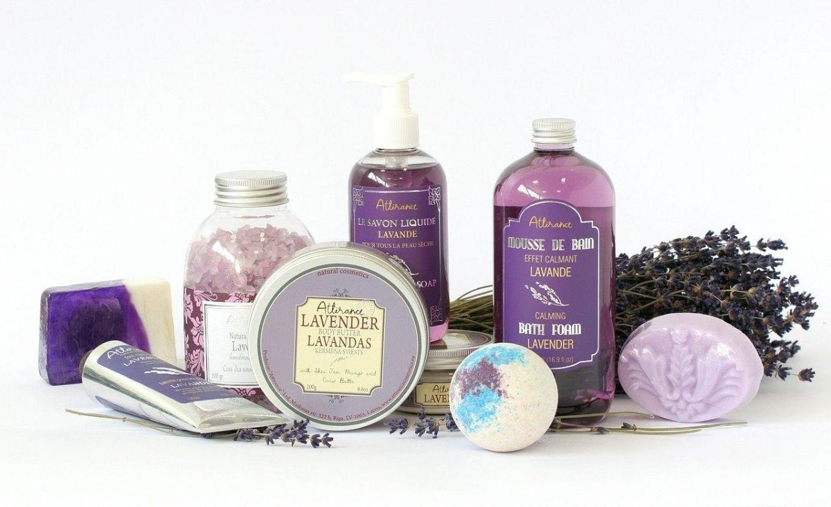 Zestaw kosmetyków - doskonały pomysł na prezent