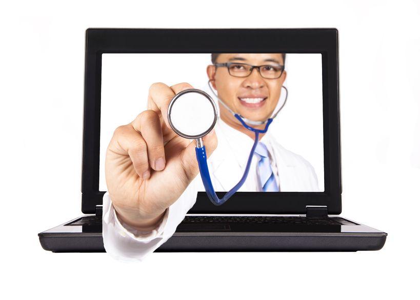 Porady zdrowotne w Internecie