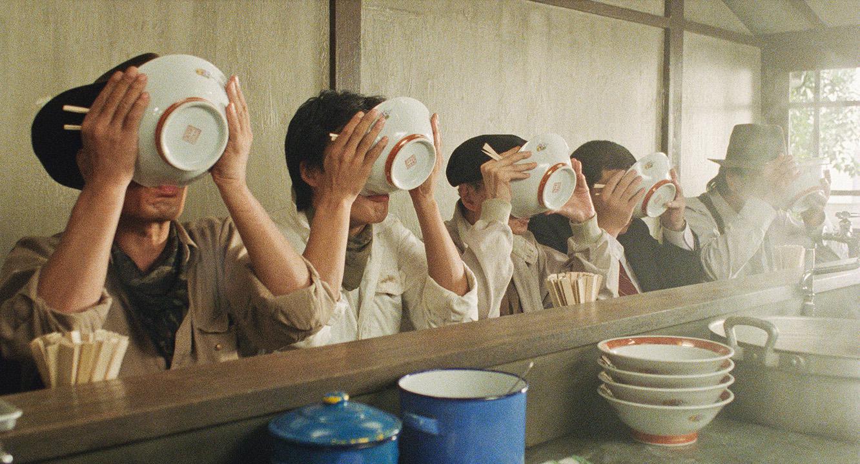 Sylwestrowy weekend z azjatyckim kinem