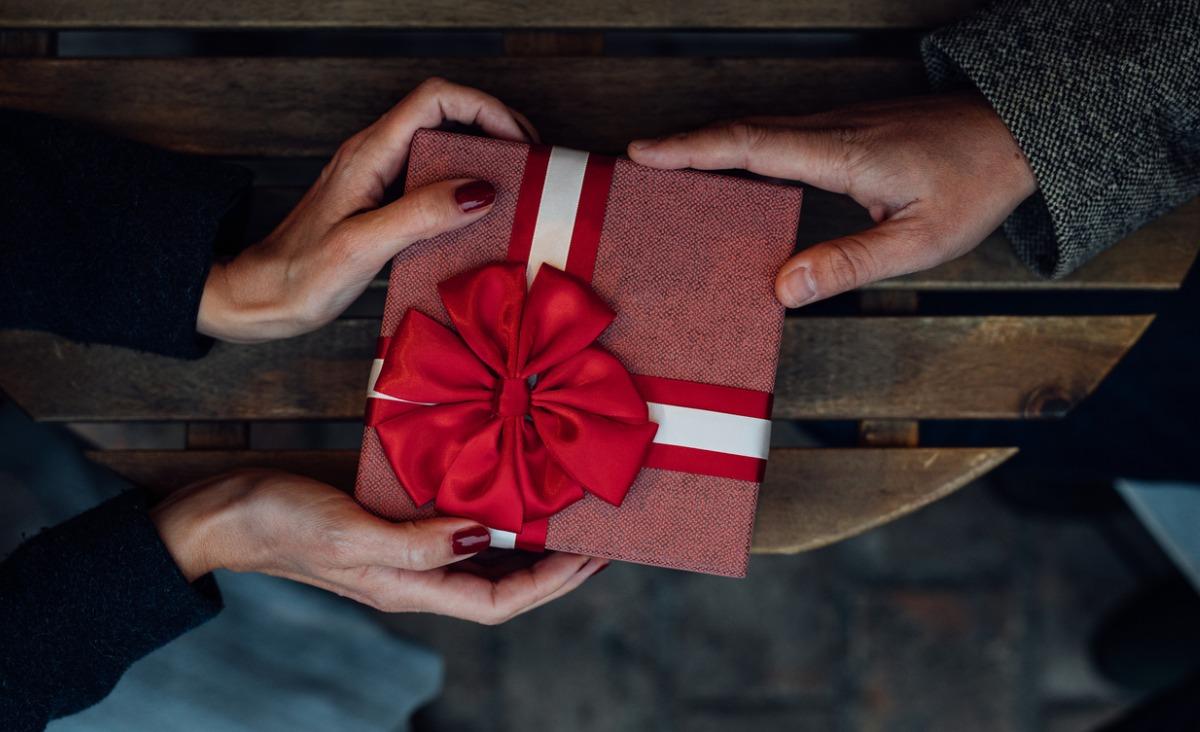 Dawanie i branie - równowaga