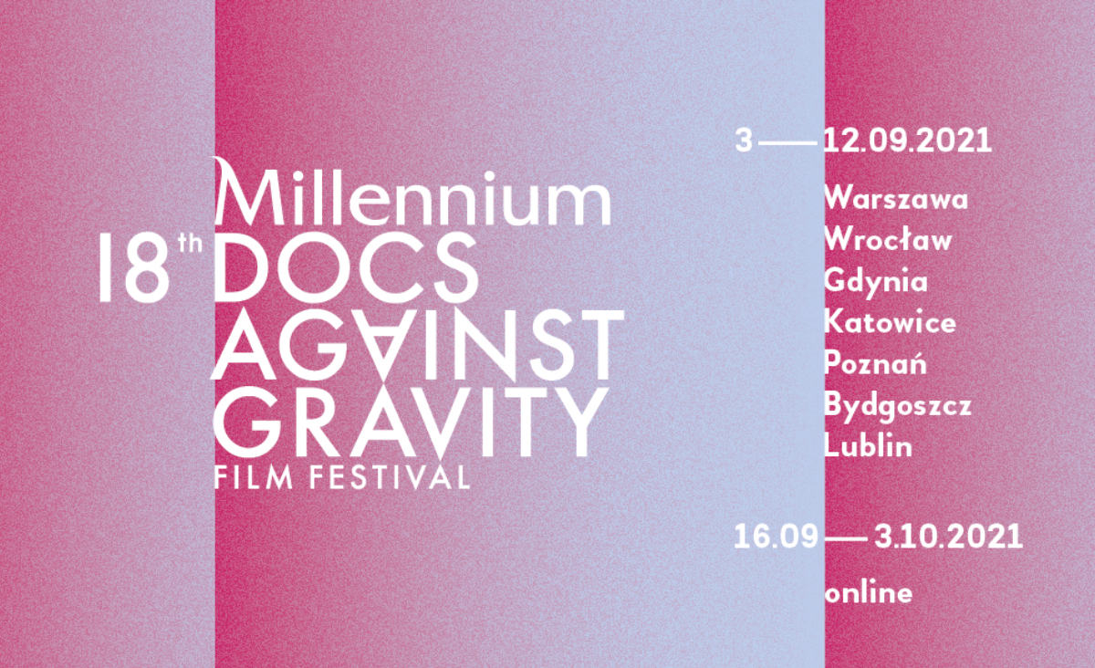 Millennium Docs Against Gravity we wrześniu