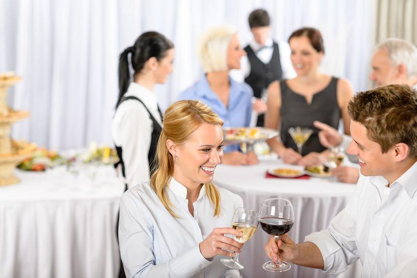 Zadbaj o własny wizerunek na firmowych eventach