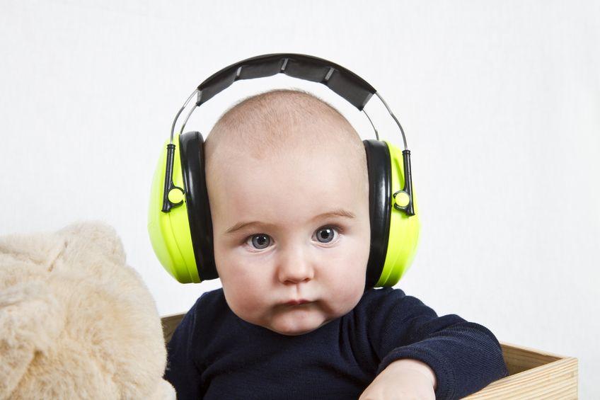 Czy dziecko ma dobry słuch