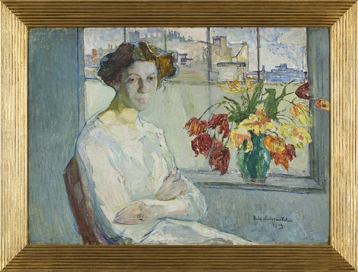Mela Muter - wielka postać kobieca współczesnego malarstwa