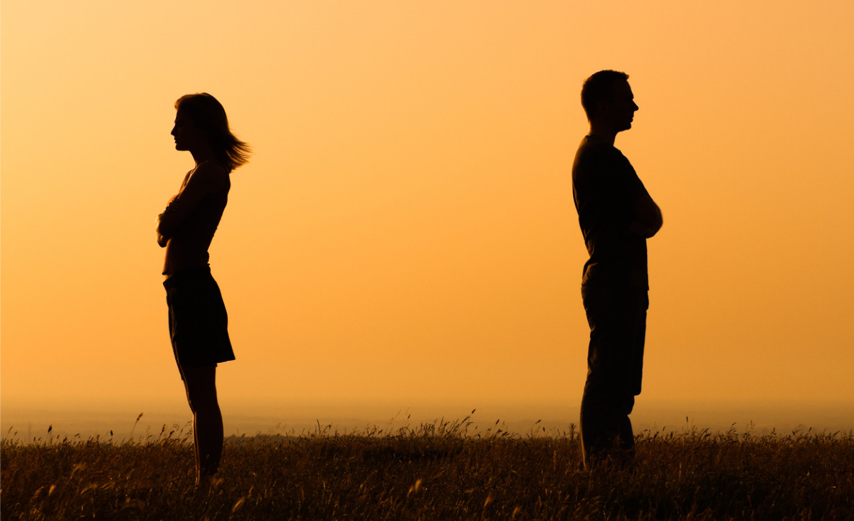 Toksyczny partner. Kiedy kochać mimo wszystko?