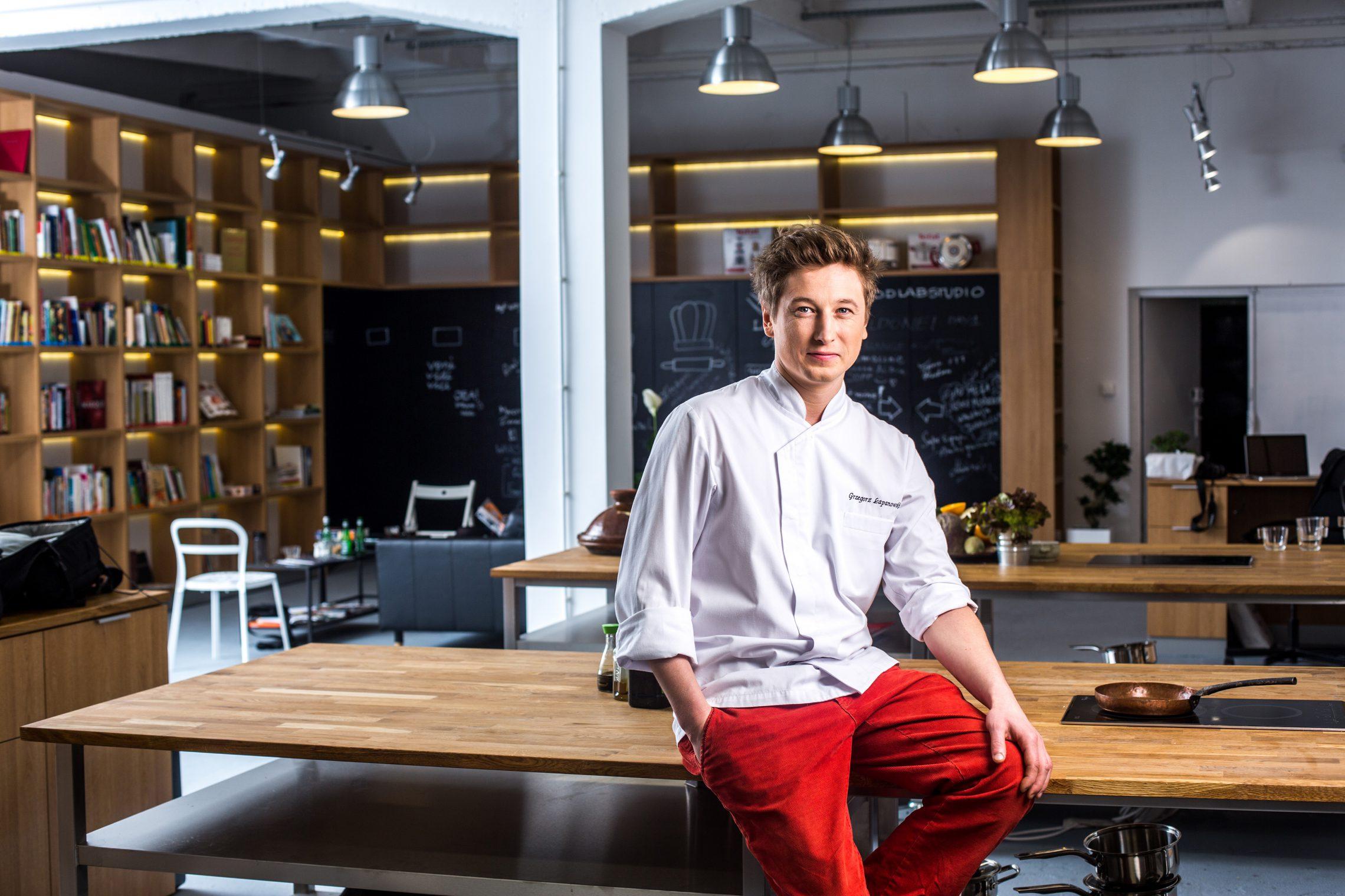 Food Lab Studio - paszport do świata kulinariów