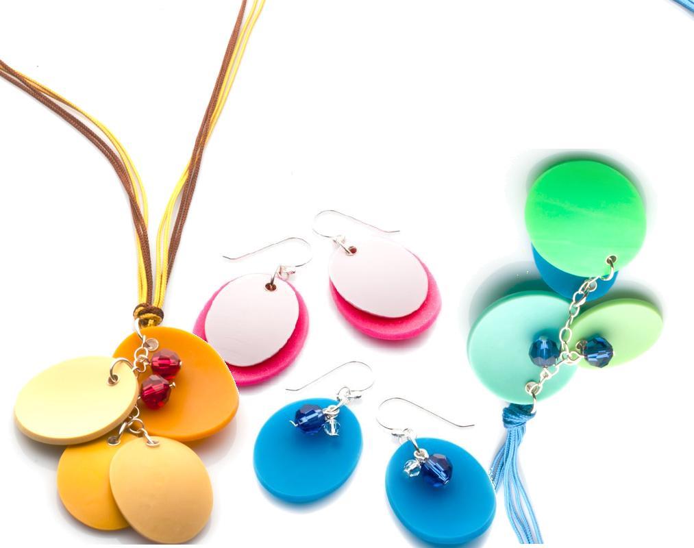 Biżuteria na lato: Kakadu od Ani Kruk